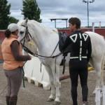 Intervenciones asistidas con caballos