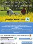 Cartel Enganche Iniciación 2013